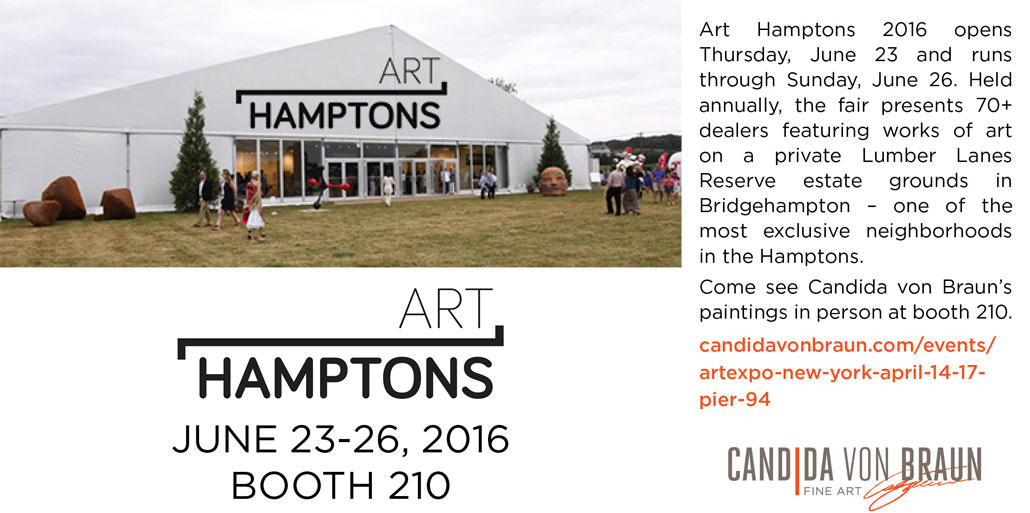 Art Hamptons Twitter
